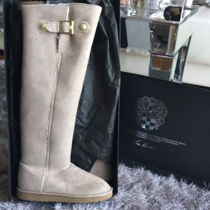 NEW NEVER USED Vince Camuto Vanity Knee Boots
